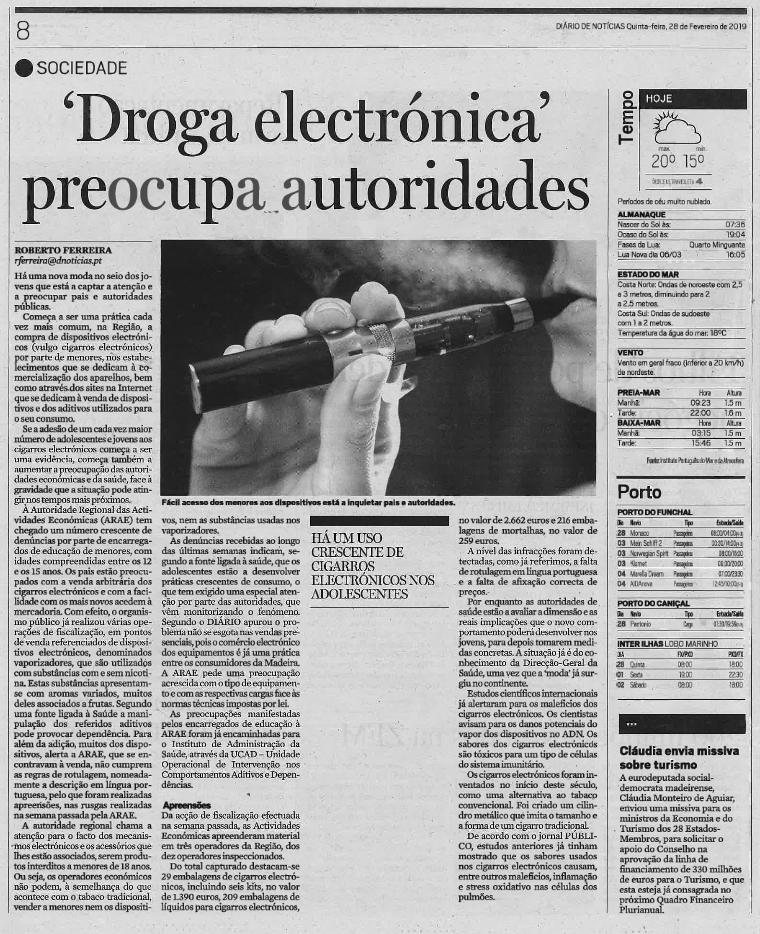 Noticia Dn Madeira