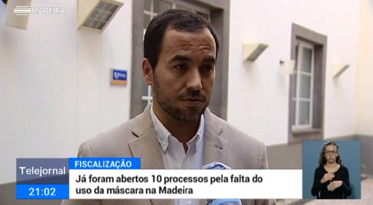 in RTP Madeira online, 07/12/2020