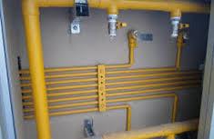 Instalações de gás em edifícios