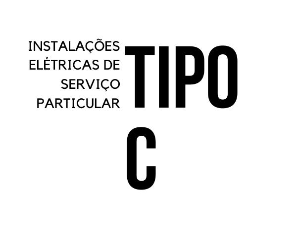 Instalações Elétricas de Serviços Particular do Tipo C