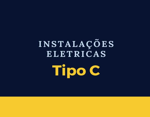 INSTALAÇÕES ELÉTRICAS DE SERVIÇO PARTICULAR DO TIPO C