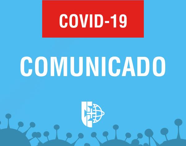 PACOTE DE MEDIDAS PARA OS TRANSPORTES – COVID-19