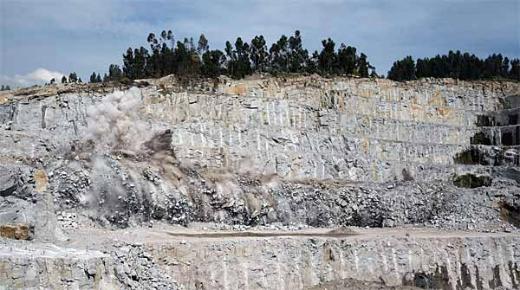Pedreiras - Novo Regime Jurídico do Aproveitamento das Massas Minerais na RAM