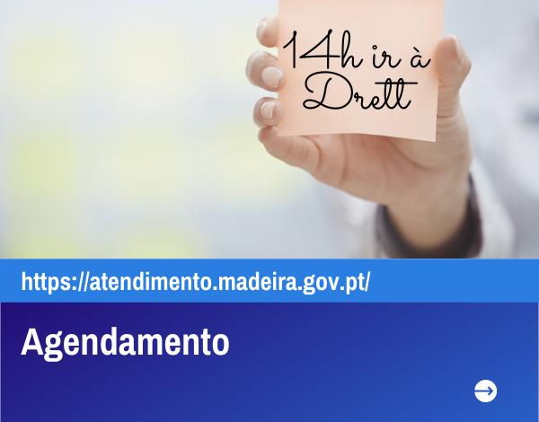 Agendamento on-line ou por telefone