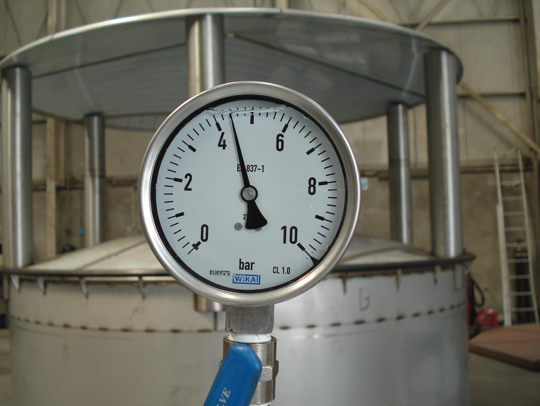 Recipientes Sob Pressão Simples (RSPS) e Equipamentos Sob Pressão (ESP)