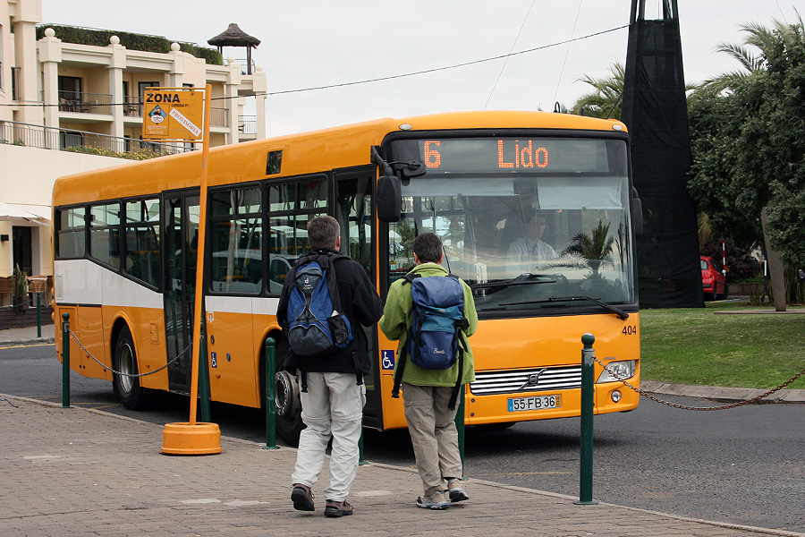 25% dos turistas usam transportes públicos