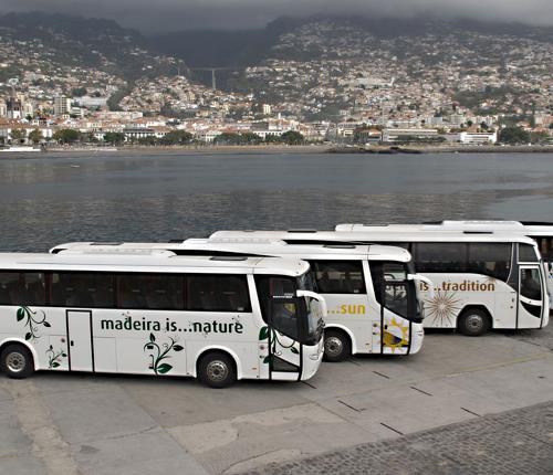 Serviço Público De Transporte Rodoviário De Passageiros na Região Autónoma Da Madeira