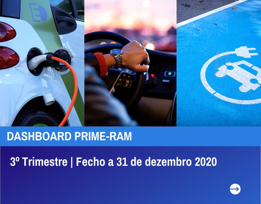 Dashboard PRIME RAM 2020