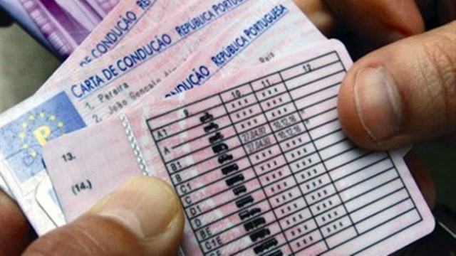 O que precisa para renovar a sua carta de condução
