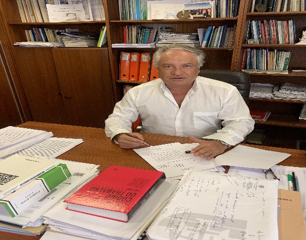 Entrevista ao Dr. Savino Correia sobre o Tele-Trabalho