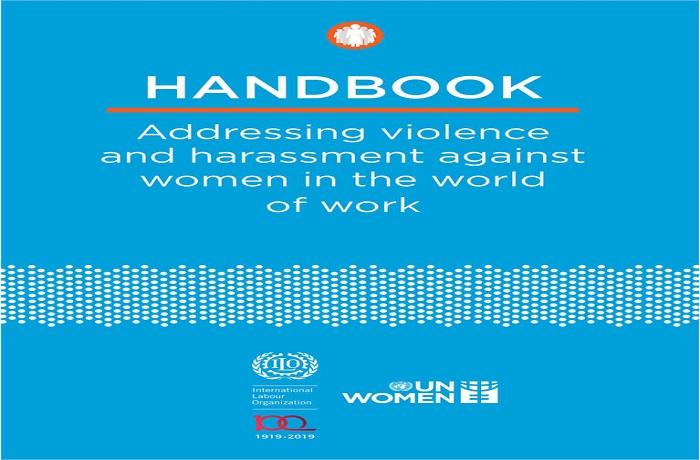 Violência e assédio contra as mulheres no mundo do trabalho Publicação conjunta OIT-UNWOMEN