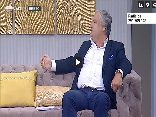 Madeira Viva 2021 - Entrevista ao Dr. Savino Correia