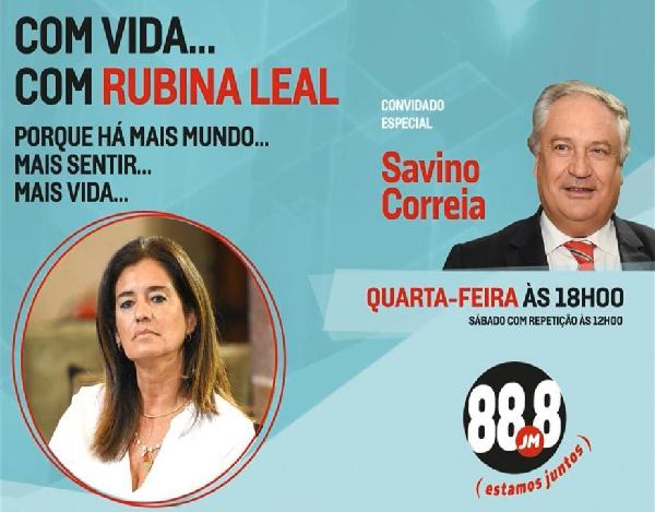 COM VIDA - Savino Correia