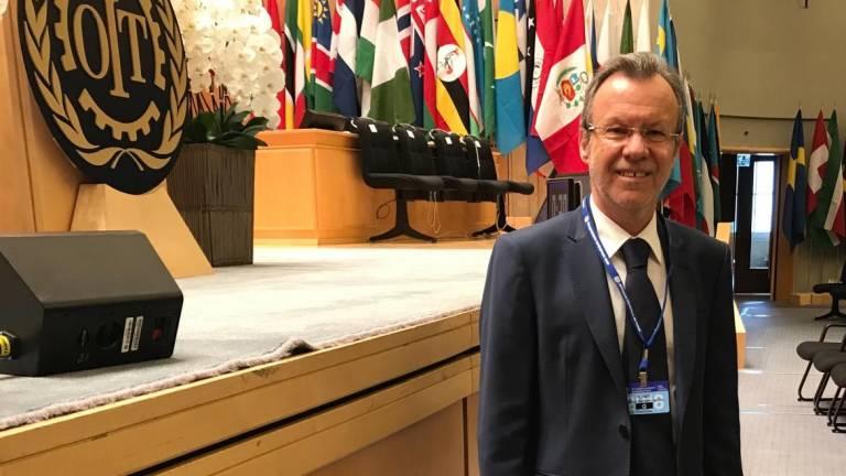 107.ª reunião da Conferência Internacional do Trabalho