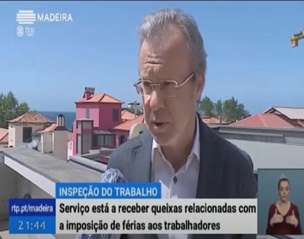 Entrevista - Dr. Benício Nunes - Inspetor Regional do Trabalho e Ação Inspetiva