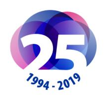 A EU-OSHA celebra o 25.º aniversário da sua fundação