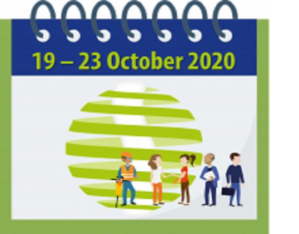 Semana Europeia da Segurança e Saúde no Trabalho — 19 a 23 de outubro