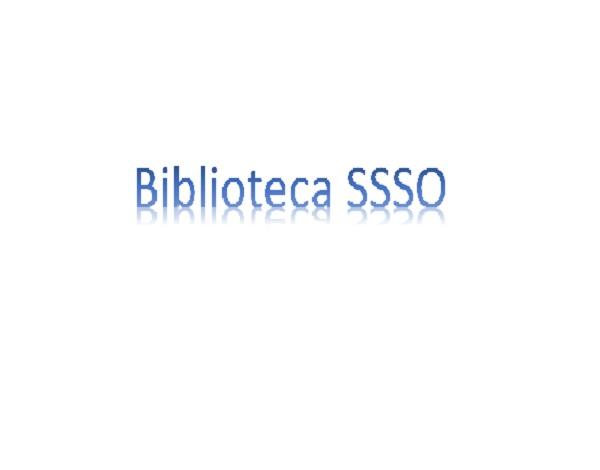 Biblioteca SSSO