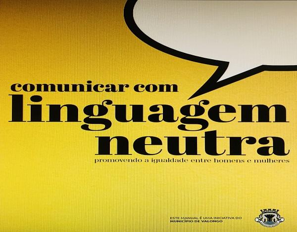 linguagem comunicar com linguagem neutra