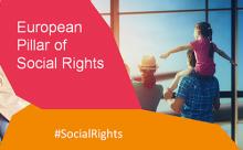 Construção do Pilar Europeu dos Direitos Sociais