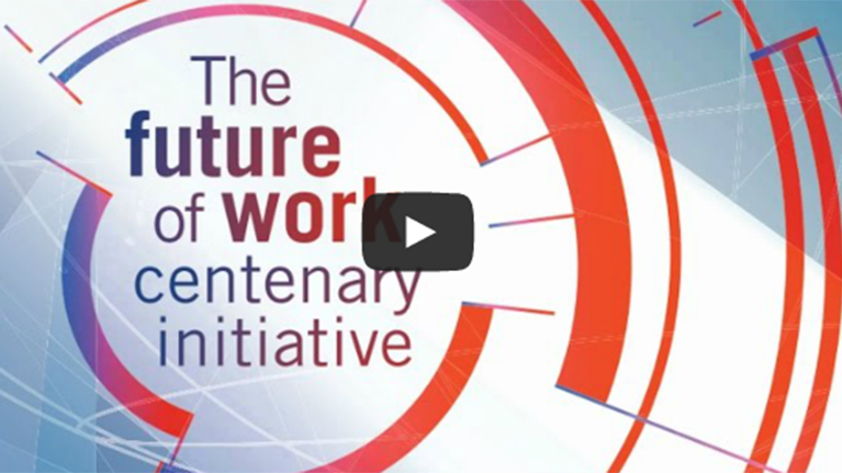 The Future of Work we want: A Global Dialogue