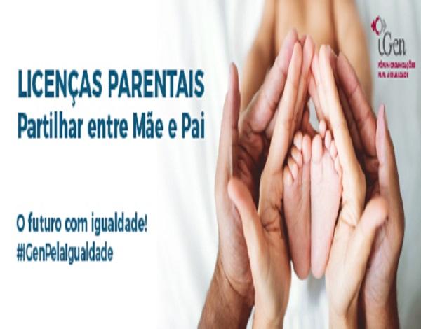 Licenças Parentais, partilhar entre pai e mãe