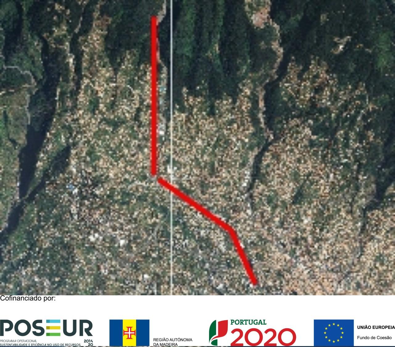 POSEUR-02-1810-FC-000005 - Reabilitação e Regularização da Ribeira de São João - Troço urbano de Montante, setores 5 a 14