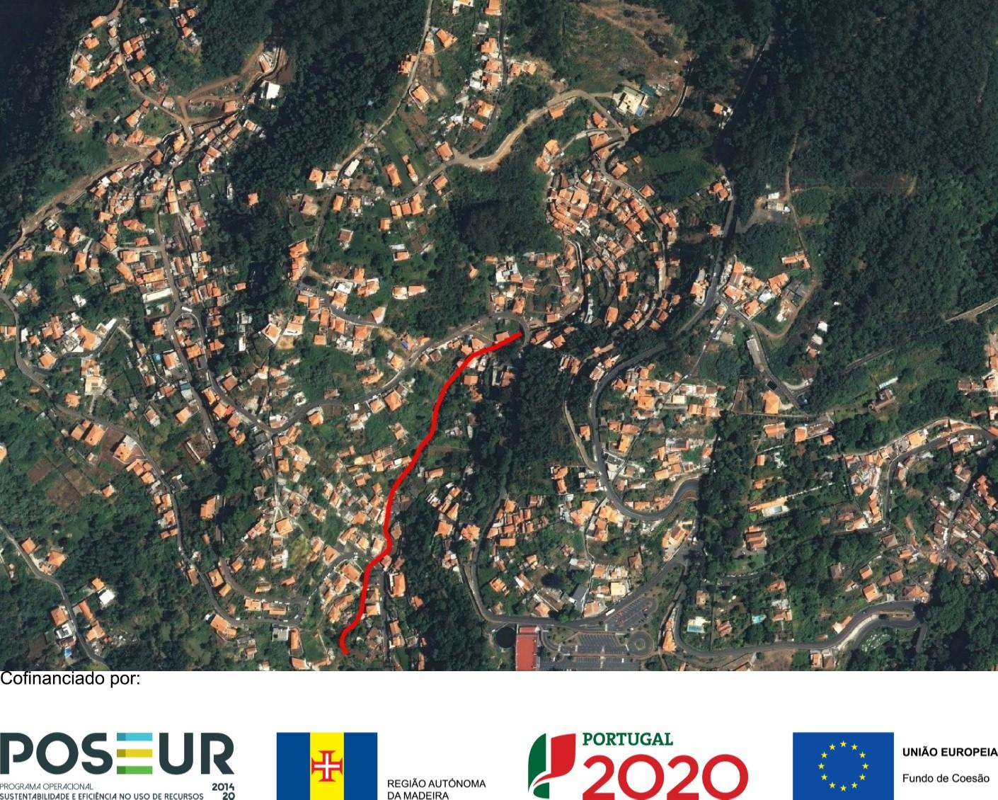 POSEUR-02-1810-FC-000402 - Regularização e Canalização da Ribeira da Corujeira (2ª Fase) - Monte