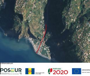 POSEUR-02-1810-FC-000466 - Regularização do Troço Terminal da Madalena do Mar