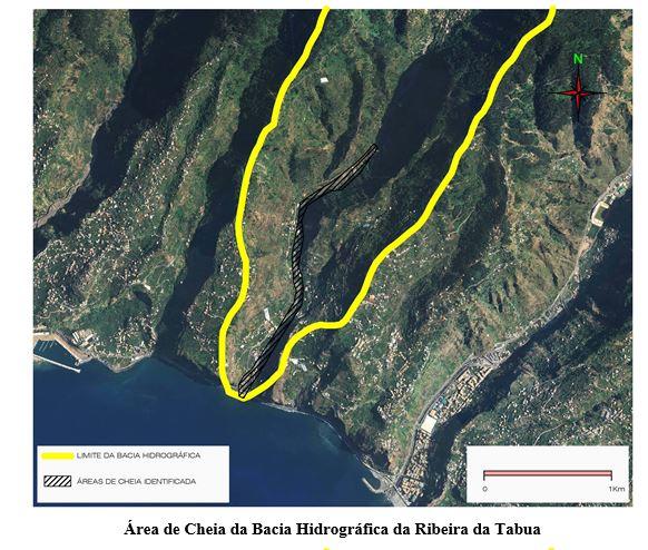 POSEUR-02-1810-FC-000003 - Regularização e Canalização da Ribeira da Tabua - 1ª Fase