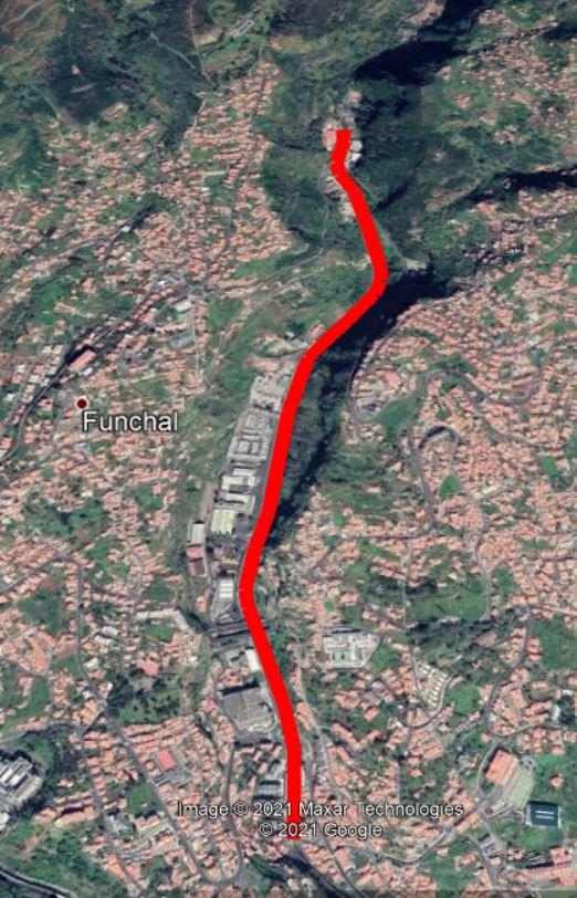 POSEUR-02-1810-FC-000474 - Reabilitação e Regularização da Ribeira de Santa Luzia – Troço Urbano entre o Km 1 + 860 e o Km 4 + 030