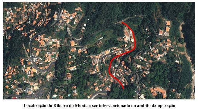 POSEUR-02-1810-FC-000002 – Regularização e Canalização Ribeiro do Monte, a montante do Largo da Fonte