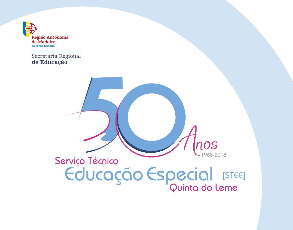 50 Anos do Serviço Técnico de Educação Especial – páginas mensais dedicadas