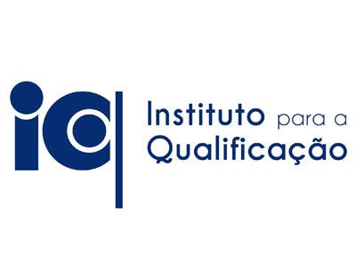 Logótipo do Instituto para a Qualificação, IP-RAM