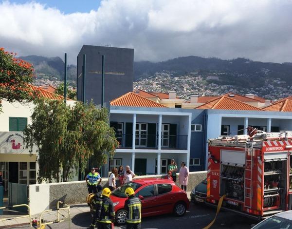 Escolas treinam situações de emergência
