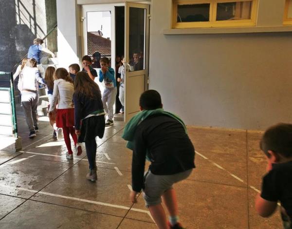 Escolas da Ponta do Sol sensibilizadas para os Riscos