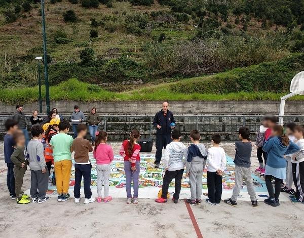 Prevenção de riscos na EB1/PE de Ponta Delgada e Boaventura e na Creche CSP do Bom Jesus