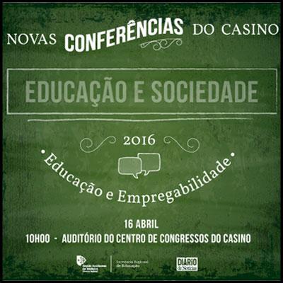 Novas Conferências do Casino em 2016