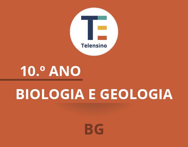 10.º Ano – Biologia e Geologia * | TELENSINO