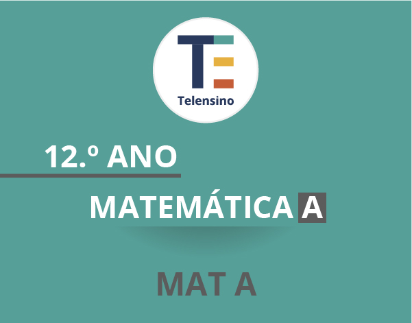 12.º Ano – Matemática A | TELENSINO