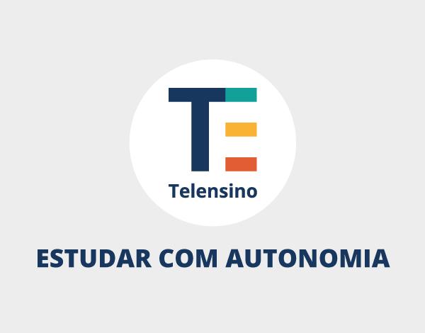 Espaço do Telensino no portal da SRE
