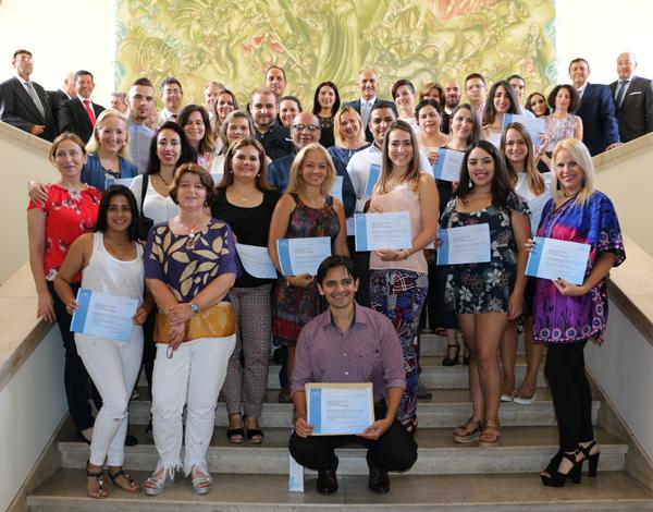 Verão intenso de português para 22 lusodescendentes