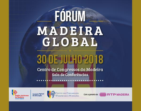 Fórum Madeira Global 2018 – Inscrições