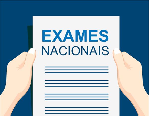 Calendário dos Exames Nacionais 2017