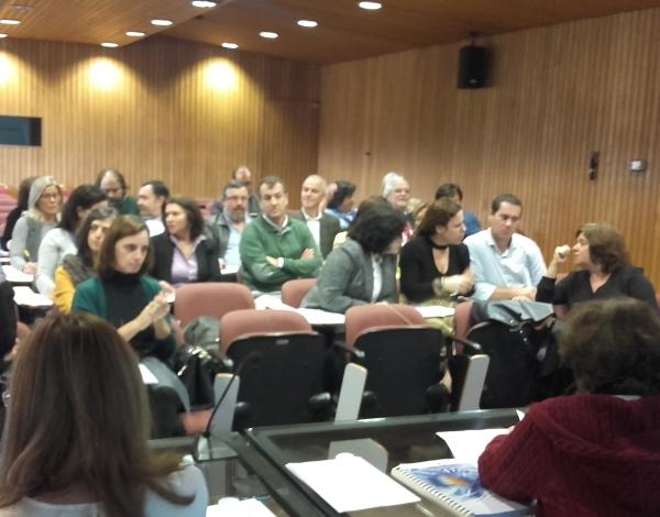 Reunião no âmbito da alteração, em 2017, de 16 fundos escolares