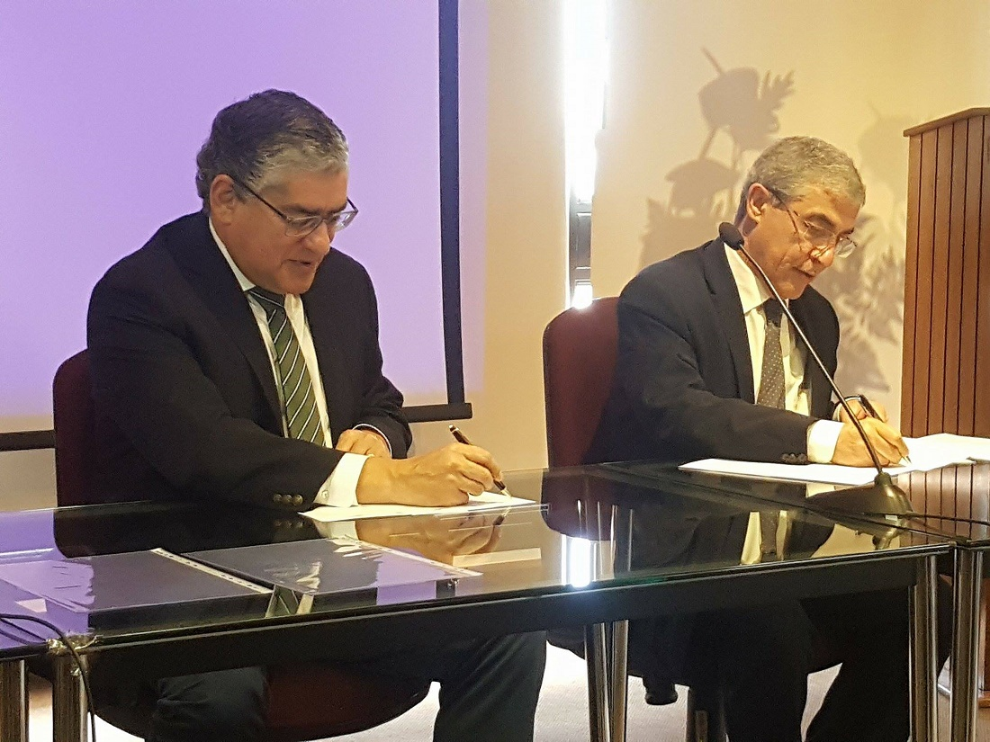 Secretaria Regional de Agricultura e Universidade da Madeira celebram Protocolo