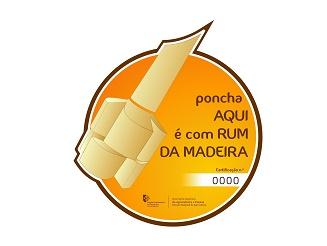 """""""poncha AQUI é com RUM DA MADEIRA"""""""
