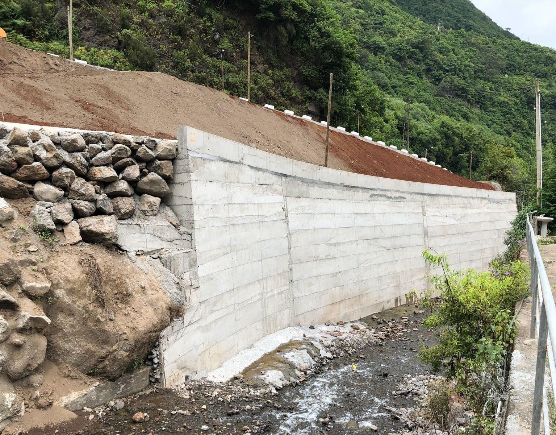 """Empreitada de """"Reconstrução da ER 220 – Boaventura/Lombo do Urzal – Falca"""""""