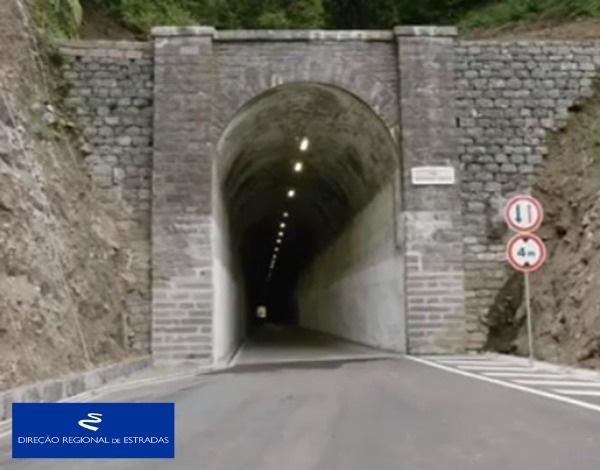 """Empreitada de """"Beneficiação do Túnel Eng.º Duarte Pacheco – ER 211"""""""