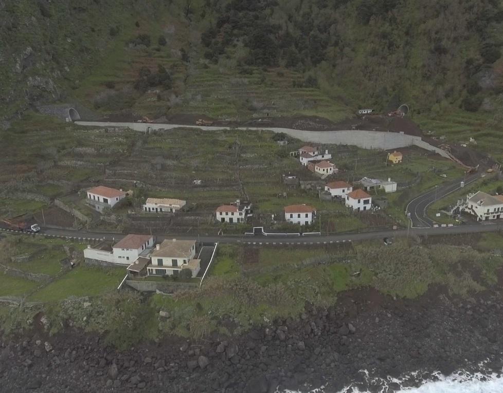 """Empreitada de Construção da """"Via Expresso Boaventura / São Vicente – 3.ª Fase"""""""